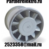 Электровентилятор 0,63ЭВ-1,4-80-3661