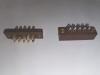 РП3-10 (коричневая) розетка, вилка